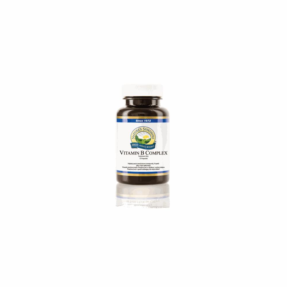 Vitamin B Complex 120 kapsułek