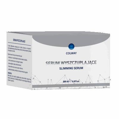 Serum wyszczuplające 200ml opakowanie