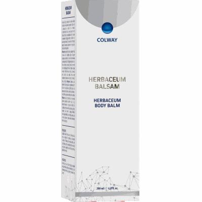 Herbaceum Balsam 200ml opakowanie